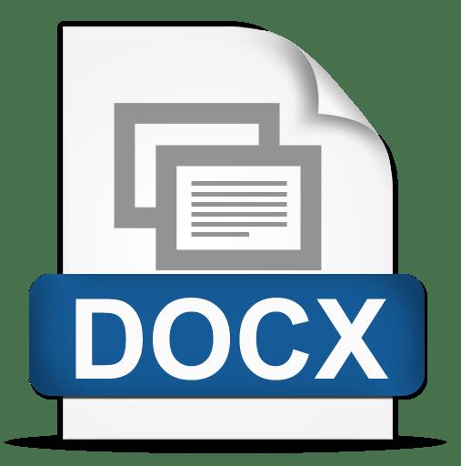 วิธีการเปิด Docx ใน Word 2003