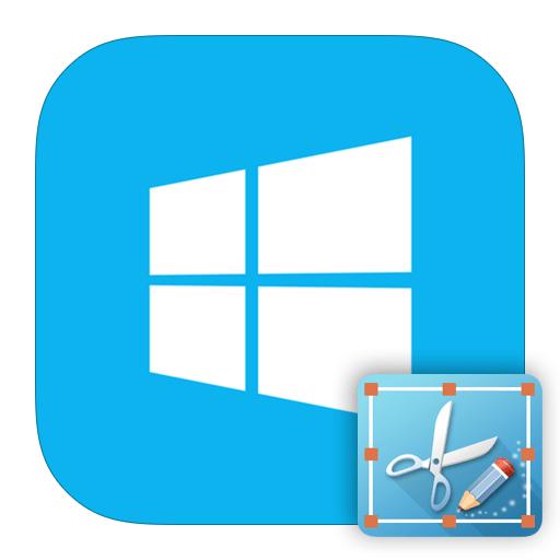 Как создать скриншот на ноутбуке в Windows 8
