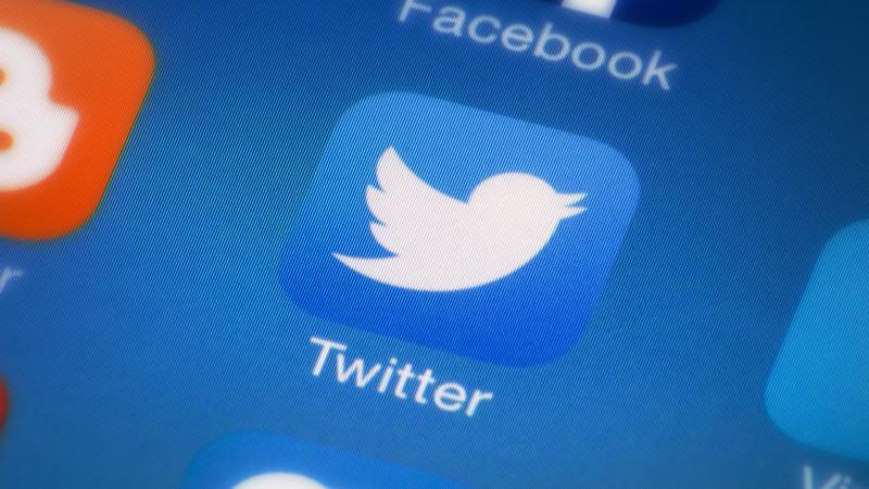 IOS için Twitter Mobil Uygulama simgesi