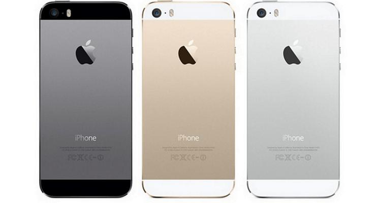 Apple iPhone 5s Firmware für verschiedene Hardwareversionen