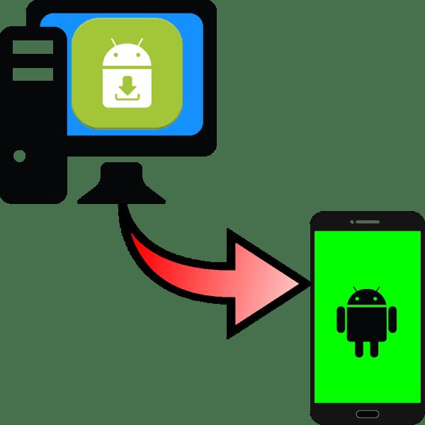 Πώς να εγκαταστήσετε μια εφαρμογή στο Android από έναν υπολογιστή