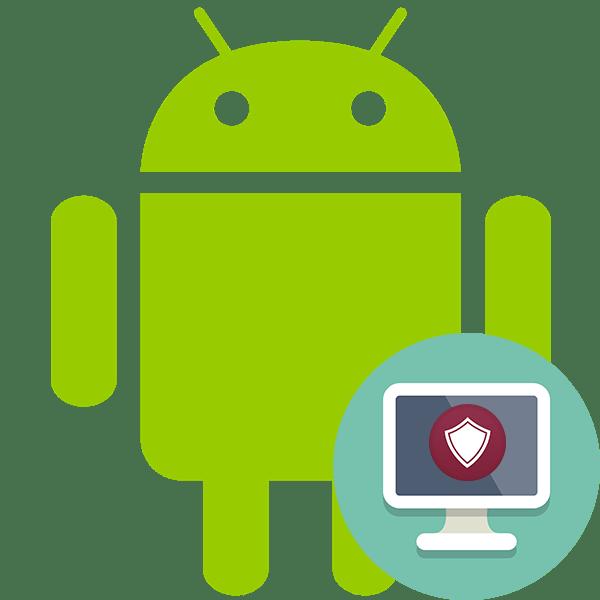 Überprüfen Sie Android für Viren durch einen Computer