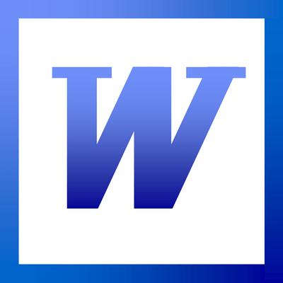 Написание знака степени в Microsoft Word 2003
