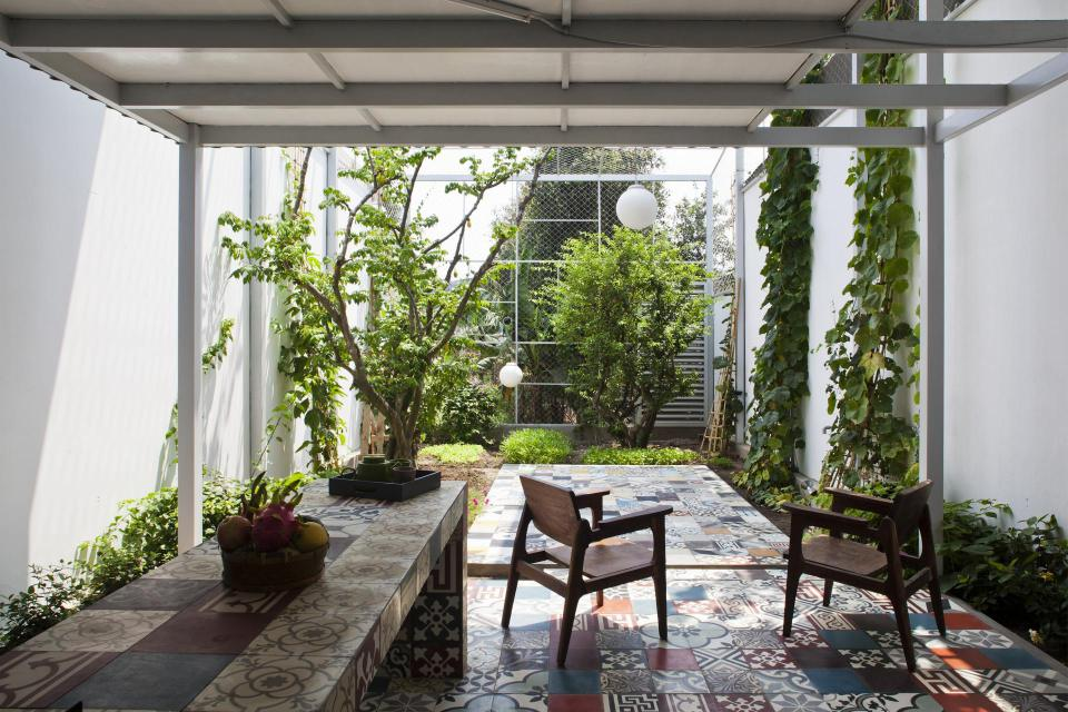 The Nest An Affordable Green Oasis In The Middle Of A