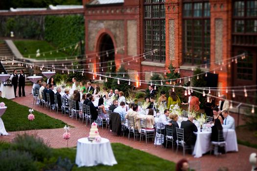 Garden Elegance At The Biltmore Luxe Mountain Weddings Mountain Destination Weddings