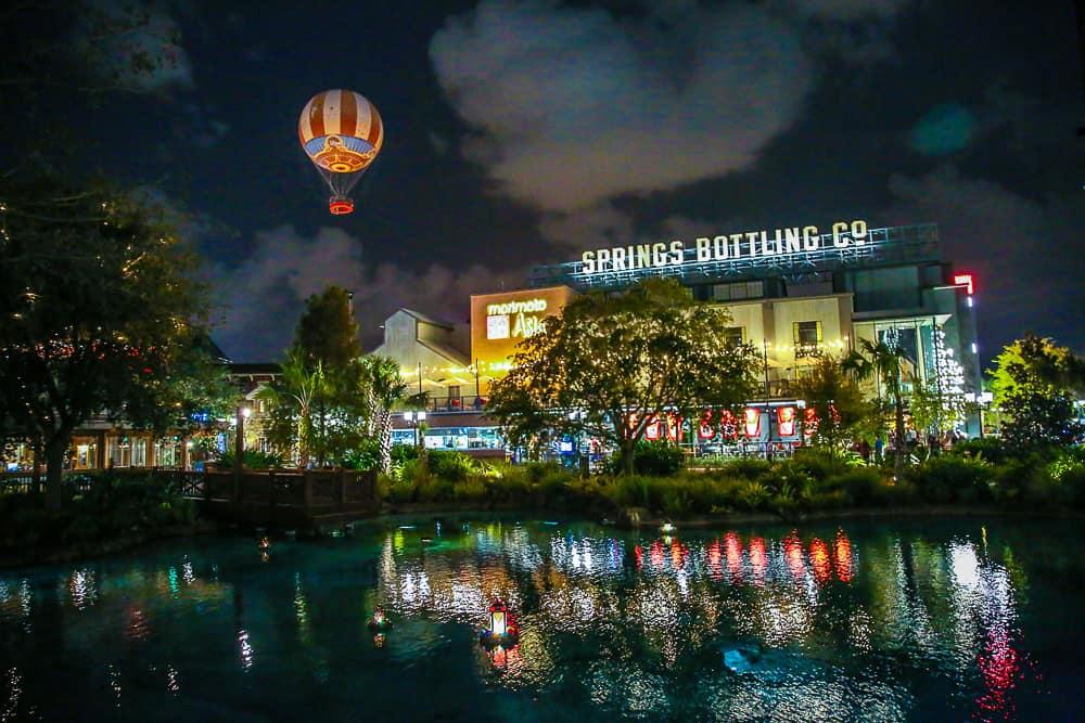 Disney Springs Dining Options