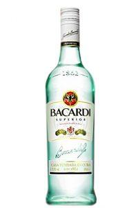 Milyen italok fehér rum
