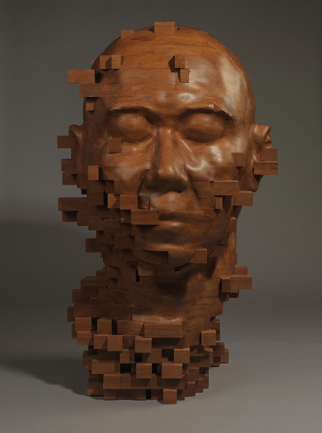 Taiiwanese Artist Hsu Tung Han Between Human And