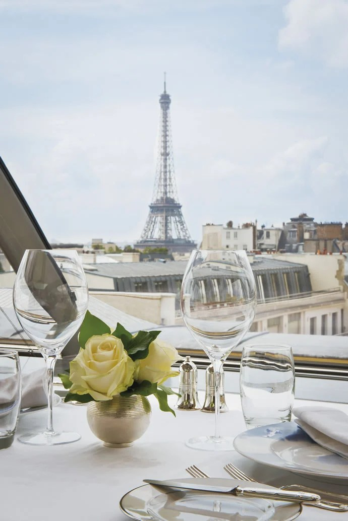 Renaissance Of A Modern Day Palace The Peninsula Paris