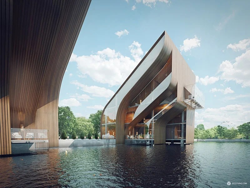Ukraine architect trumps all design and expectations to ...