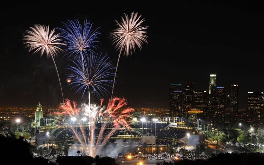 The 10 most expensive places in the world to spend the new years eve   Los Angeles