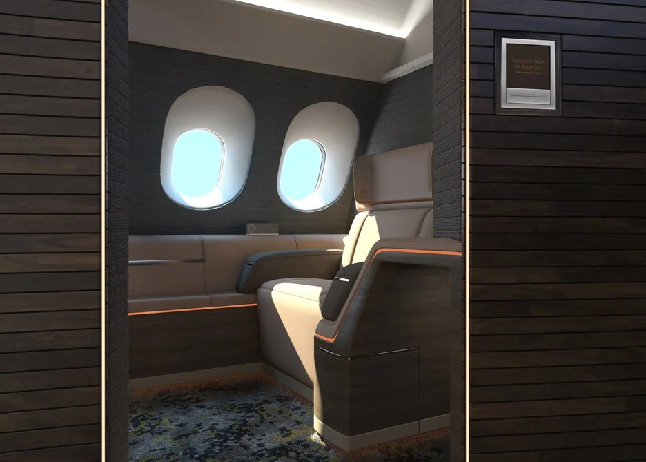 The Future Of First Class Air Travel Is Here And It Sure