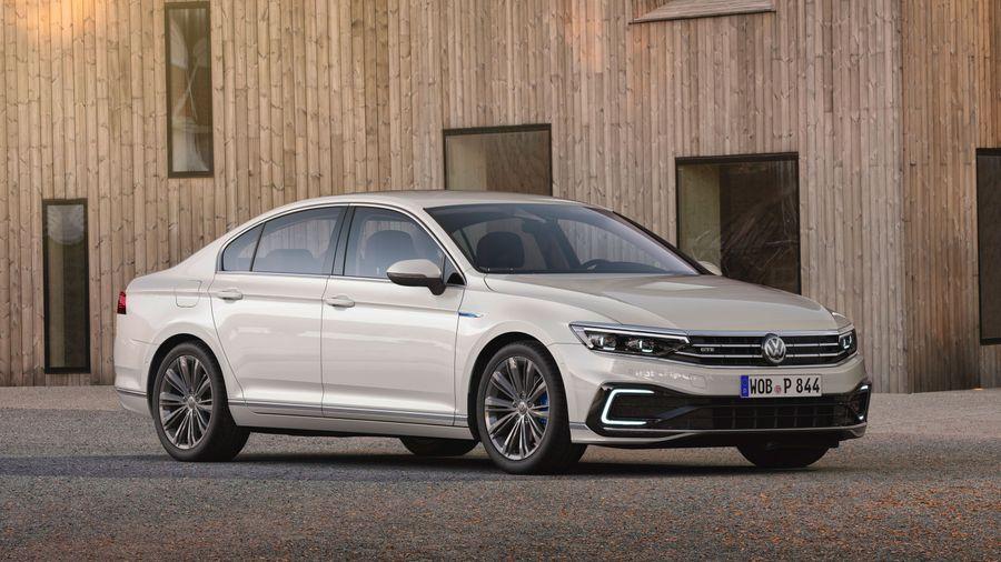 Coming Soon 2019 Volkswagen Passat Auto Trader Uk
