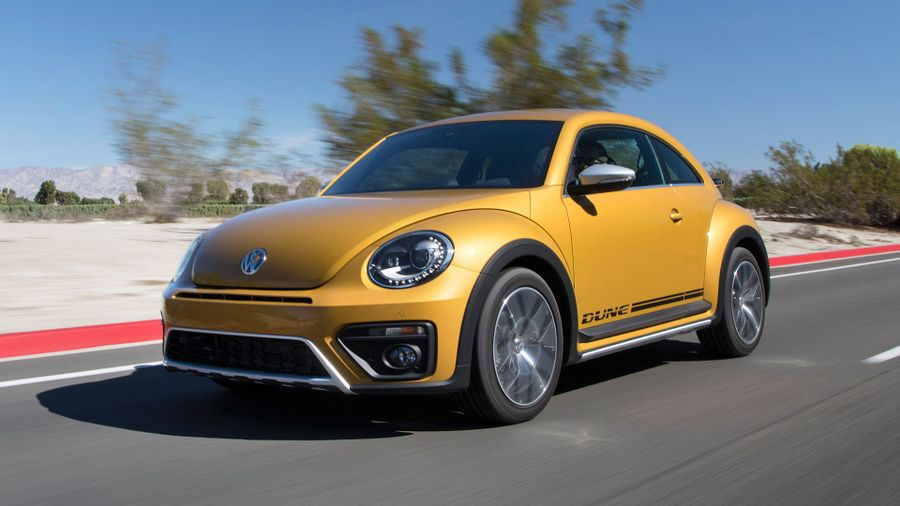 Volkswagen Expands Beetle Range With Rugged New Dune Auto Trader Uk