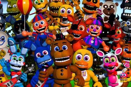 fnaf games wallpaper full hd wallphoto