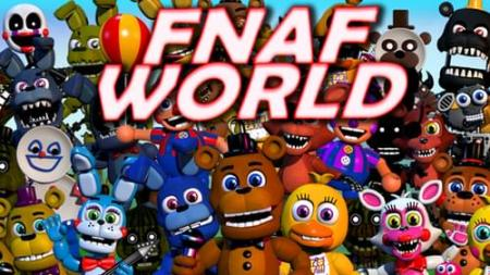 FNAF on Game Jolt  FNAF on Game Jolt
