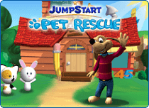 Preschool Games   Free Learning Games for Kids   JumpStart Mobile Preschool Games  JumpStart Pet Rescue