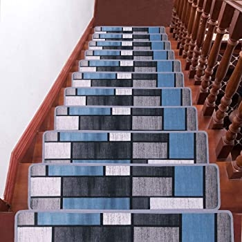 Explore Carpet Tiles For Stairs Amazon Com | Carpet Tiles For Stairs | 18 Inch | Interior | Contemporary | Children's | Tile Stair Treads