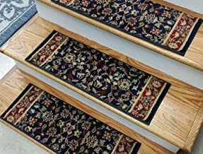Amazon Com Oriental Carpet For Stairs | Oriental Carpet Stair Treads | Non Skid | Kings Court | Carpet Runners | Amazon | Stair Runner