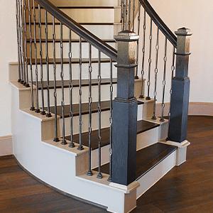 Red Oak 8070 13X60 Inch Bullnosed Wood Tread For Stair Remodel   Wood Caps For Stairs   Carpet   Hardwood   Red Oak   Hardwood Flooring   Reclaimed Wood