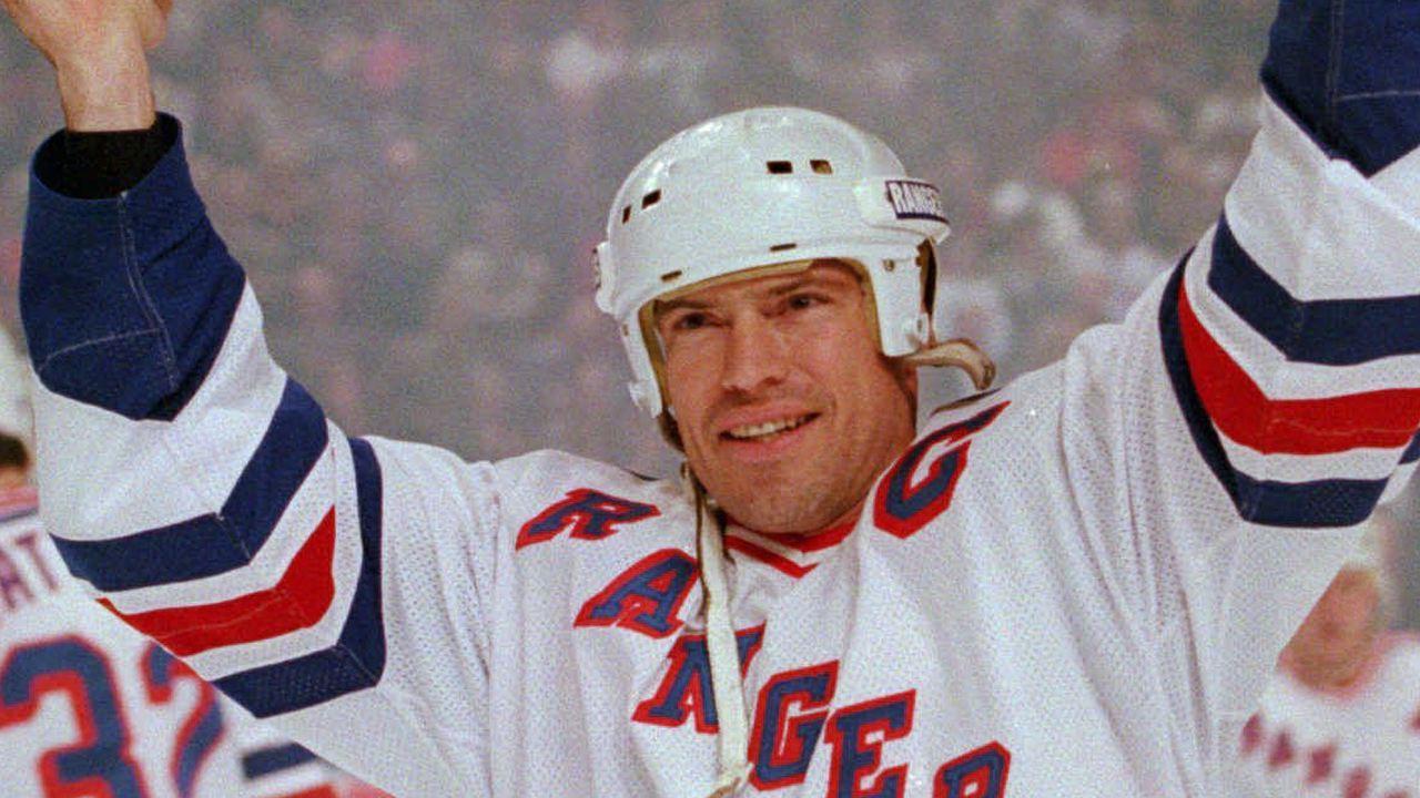 Rangers Stanley Cup Hockey