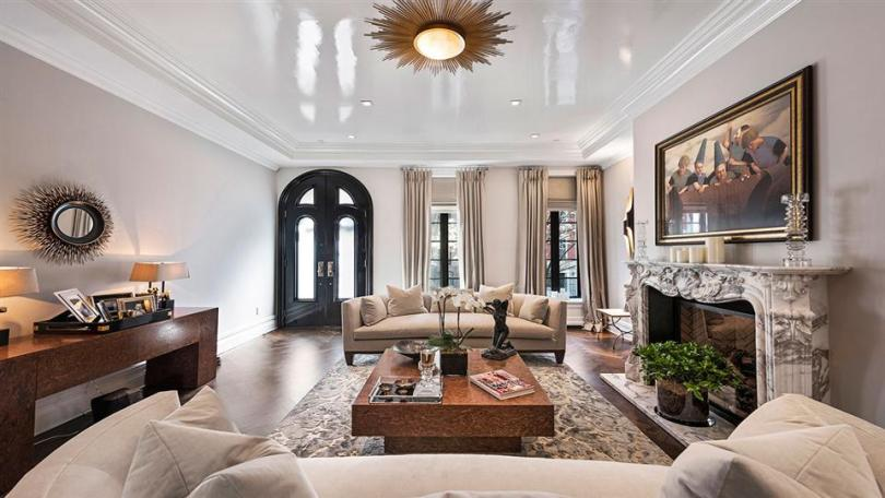 Inside an Interior Designer s Luxe Manhattan Townhouse   Mansion Global