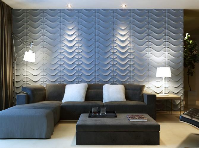 3D Wandpaneele Wandplatten Wandverkleidung ENRIC * 3D Paneele kaufen