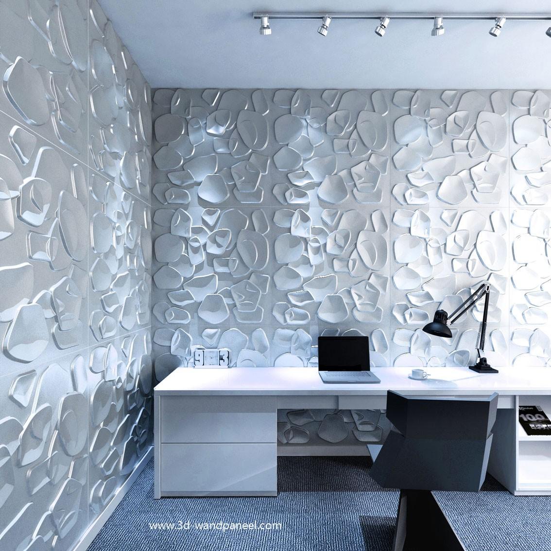3D Wandpaneele Deckenpaneele Interior Design - Dekor DUCKWEED * 3D Paneele kaufen