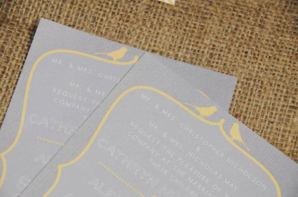 Custom Invitations Geelong