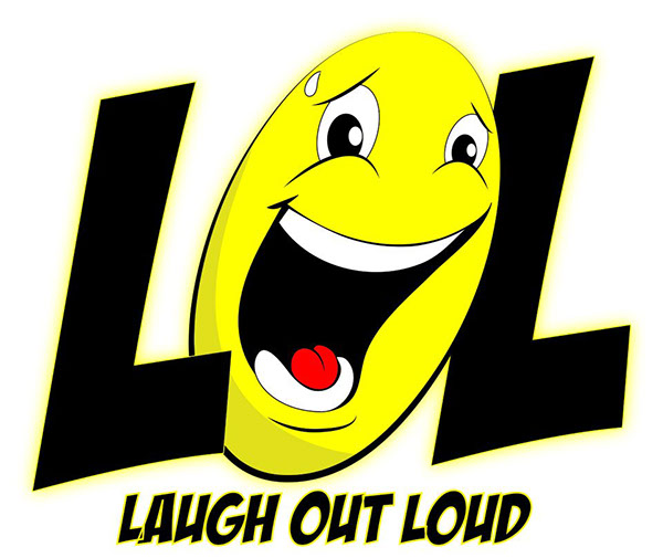 Out People Laughing Loud Images