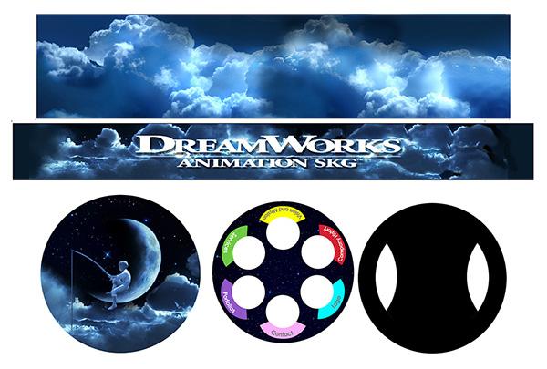 Animation Logo C Dreamworks Skg