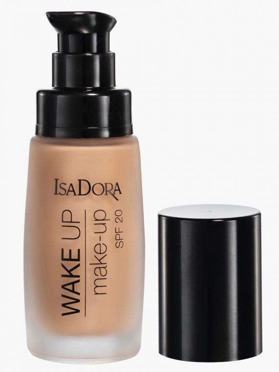 IsaDora Foundation Wake-Up Make-Up - 30 ml - new