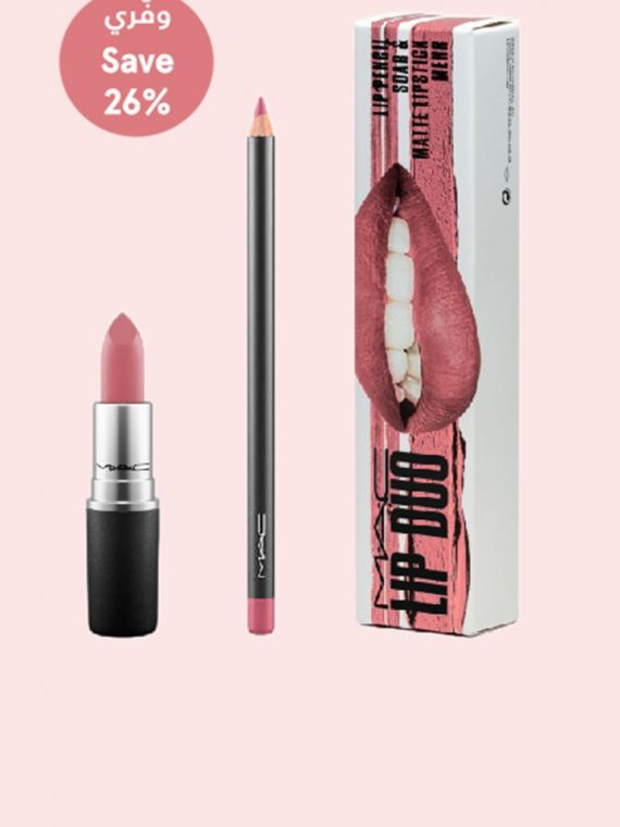 Lip Duo Kit - Mehr Lipstick & Soar Lip Pencil Saving 26% - MAC cosmetics