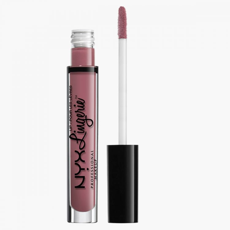 NYX Professional Make Up Lip Lingerie Liquid Lipstick - new