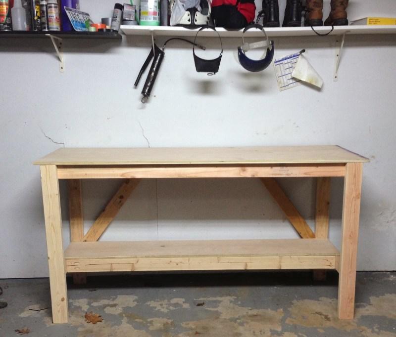 Pdf Plans Wooden Work Bench Home Depot Download Lie