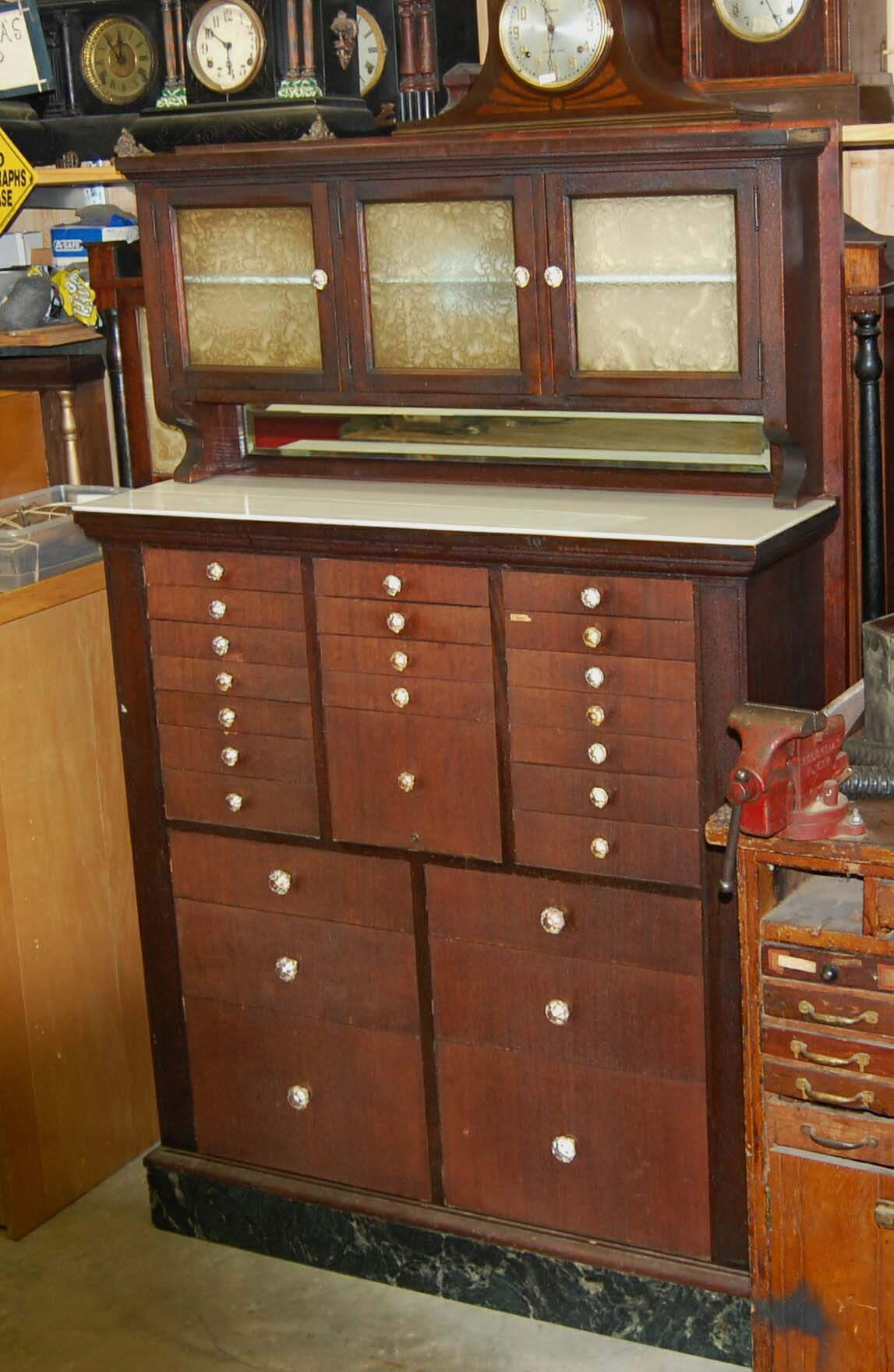 Tall And Wide Dresser