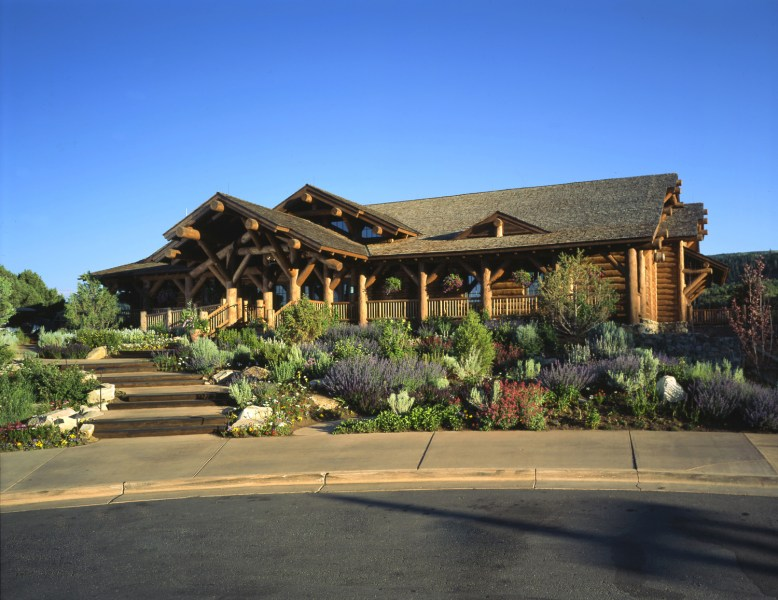 Macknight Architects Red Sky Ranch   Golf Club     Red Sky Ranch and Golf Club   Guest Club House   Photo  Dennis Jones