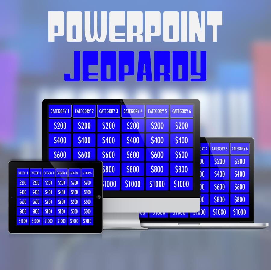 Jeopardy Template Best Templates Ideas Best Templates Ideas