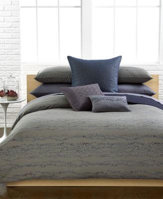 Calvin Klein Pacific 3 Pc Bedding Collection Bedding