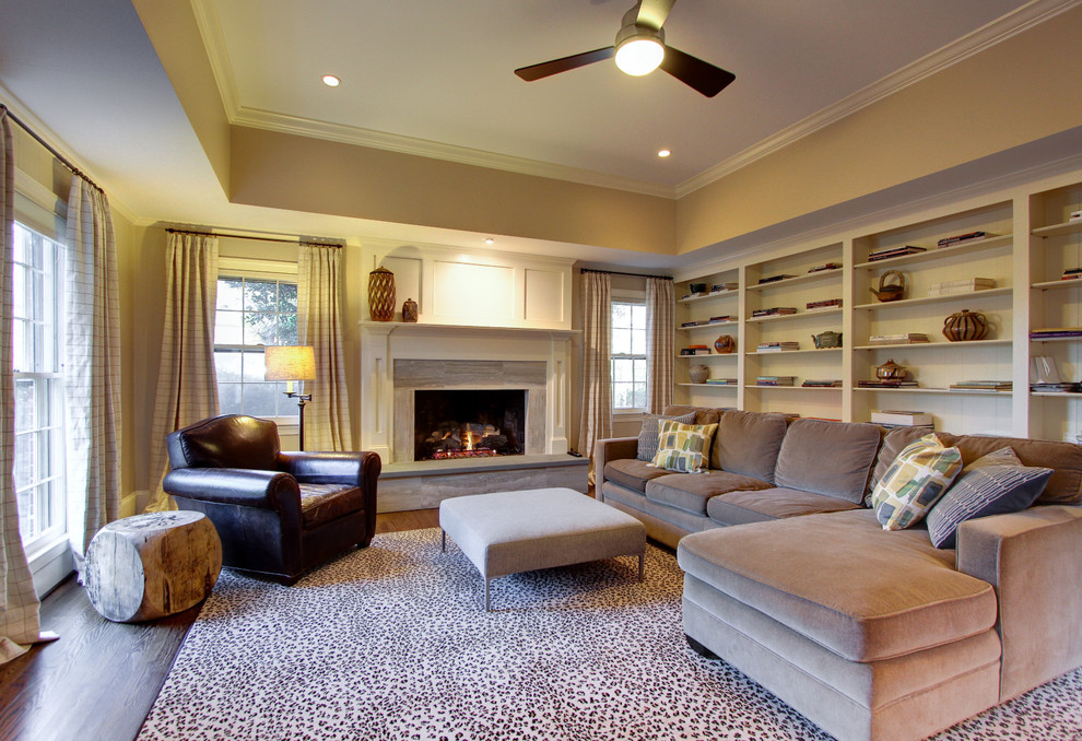 Family Room Paint Decorating Ideas