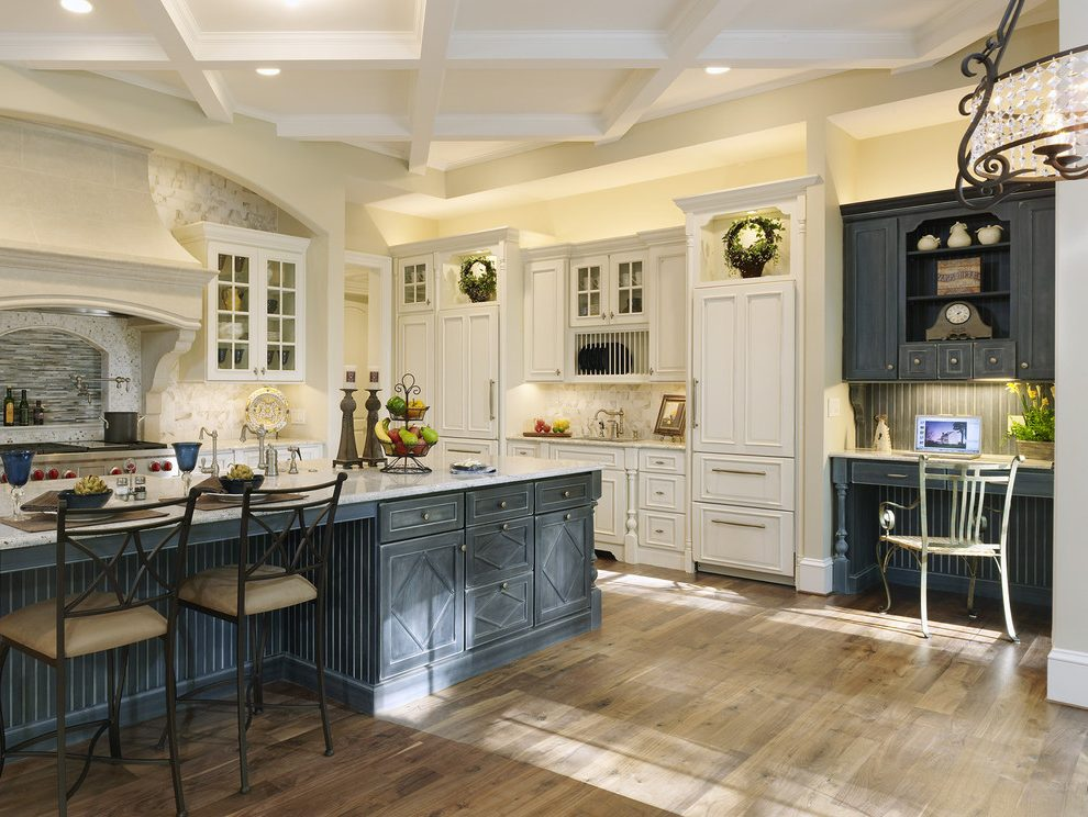 Colors Contemporary Paint Kitchen