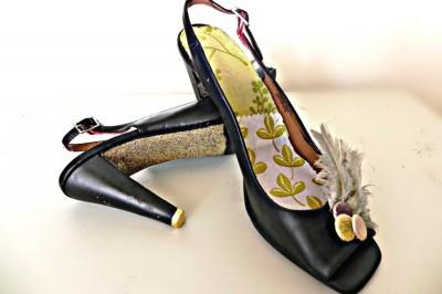 Scribble Shop Challenge: DIY Shoe Redo