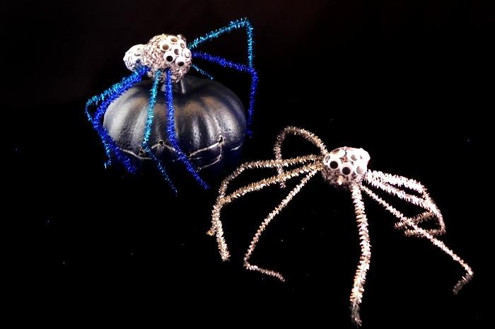 Spider Lollipop Treat Craft