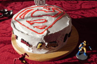 Superhero Party Food
