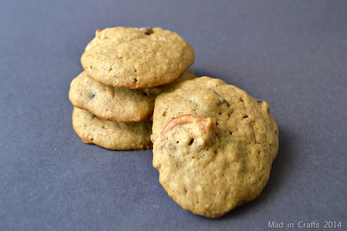 Cookies made with beer