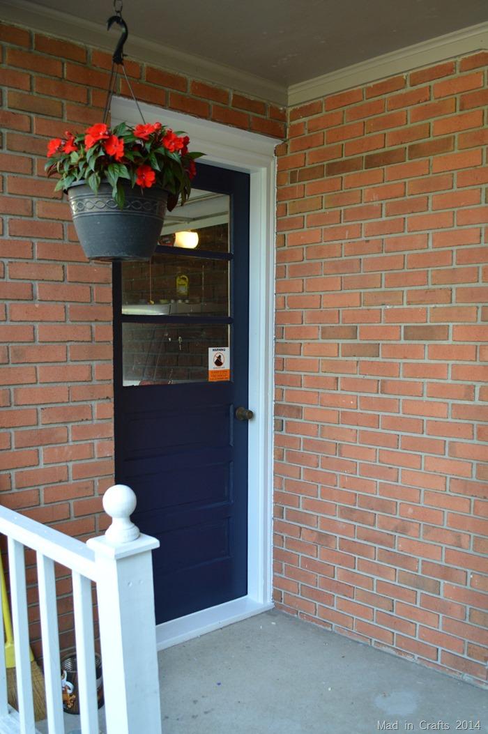 side porch door