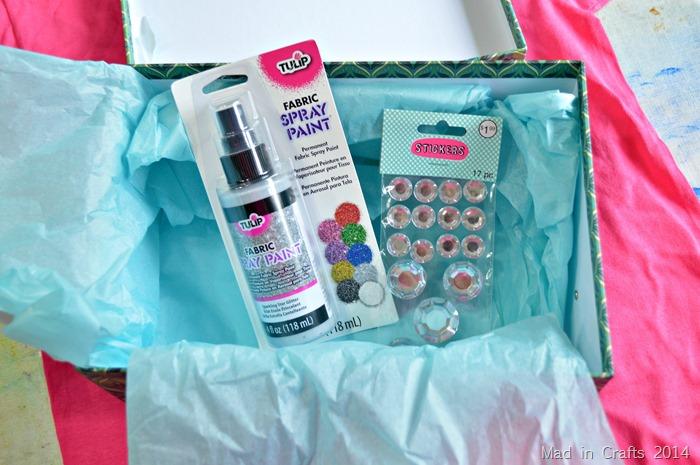 Joanns Mystery Box Challenge