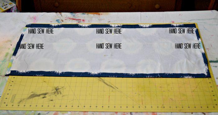 where to hand sew