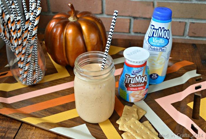 Pumpkin Breakfast Shake
