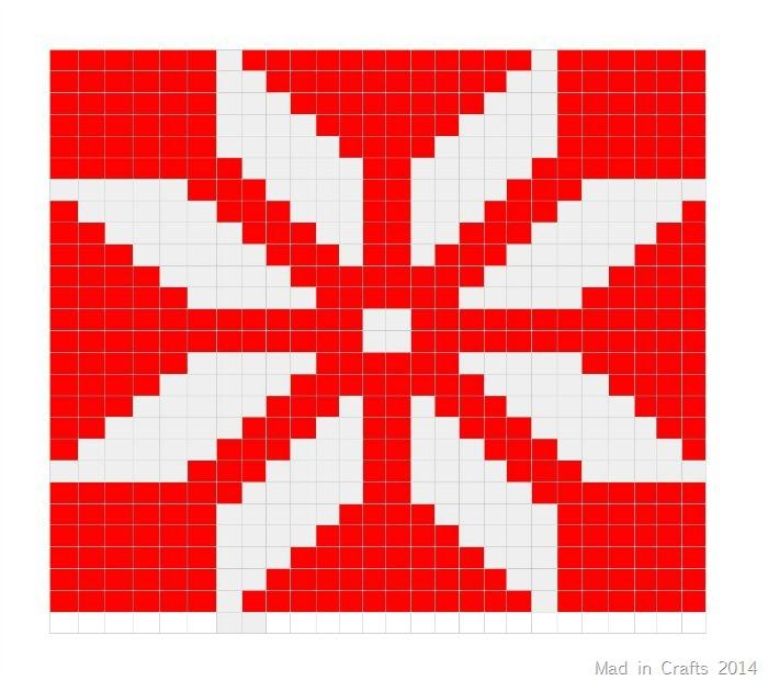 fair isle sign pattern